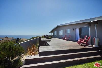 Malibu Single Family Home For Sale: 3515 Surfwood Road