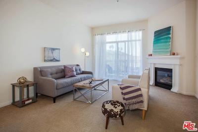 Los Angeles Condo/Townhouse For Sale: 3750 Santa Rosalia Drive #202