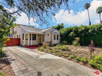Los Angeles Single Family Home For Sale: 917 South Bundy Drive