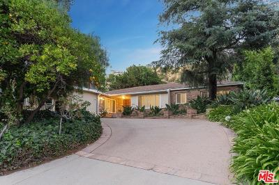 Beverly Hills Single Family Home For Sale: 2282 Coldwater Canyon Drive
