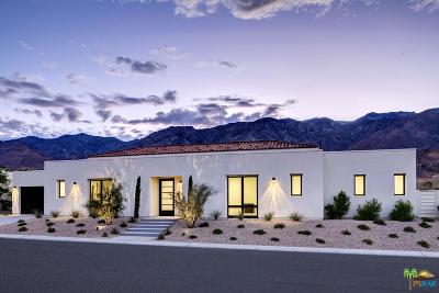 Palm Springs CA Single Family Home For Sale: $1,700,000
