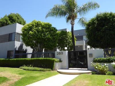 Pasadena Condo/Townhouse For Sale: 360 South Los Robles Avenue #10