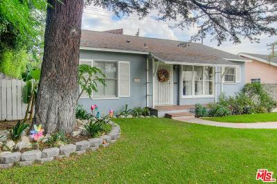 Pasadena Single Family Home For Sale: 3781 East Green Street