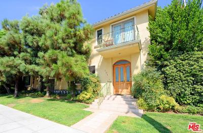 Burbank Condo/Townhouse For Sale: 216 North Buena Vista Street #101