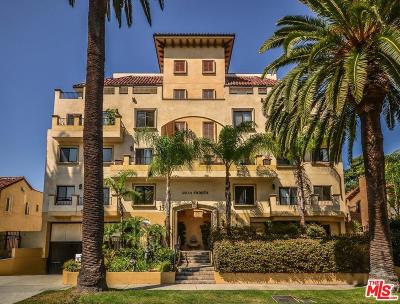 Beverly Hills Condo/Townhouse For Sale: 155 North Hamilton Drive #102