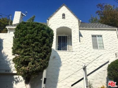 Los Angeles County Rental For Rent: 2414 Detour Drive
