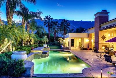 Palm Springs CA Single Family Home For Sale: $1,289,000