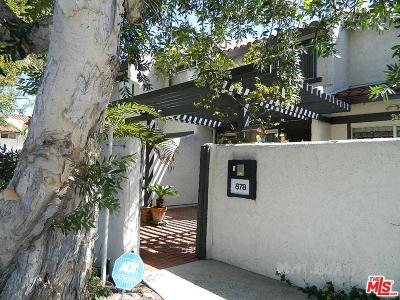 Torrance Condo/Townhouse For Sale: 878 West 232nd Street
