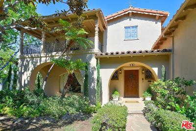 Beverly Hills CA Single Family Home For Sale: $7,950,000