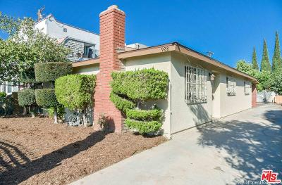 Los Angeles Single Family Home For Sale: 928 South Sunol Drive