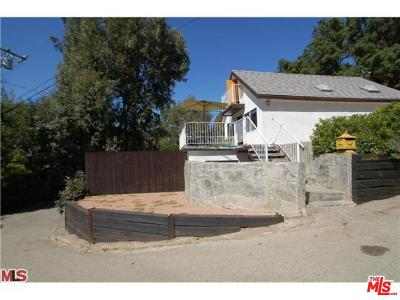 Topanga Single Family Home For Sale: 21549 Summit Trails