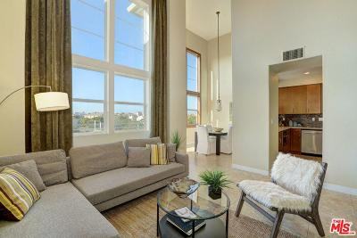 Los Angeles Condo/Townhouse For Sale: 7100 Playa Vista Drive #408