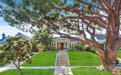 Los Angeles Single Family Home For Sale: 555 North Beachwood Drive