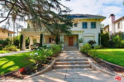 Los Angeles Single Family Home For Sale: 1657 South Victoria Avenue