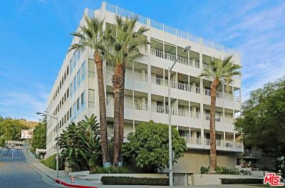 West Hollywood Condo/Townhouse For Sale: 1400 North Sweetzer Avenue #402