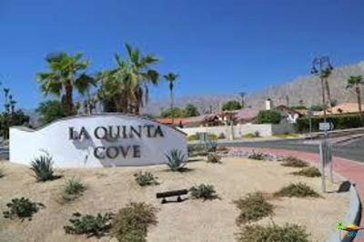 La Quinta Single Family Home For Sale: 54550 Avenida Velasco