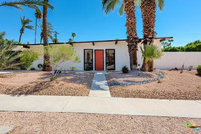 Palm Springs Single Family Home For Sale: 650 North Farrell Drive