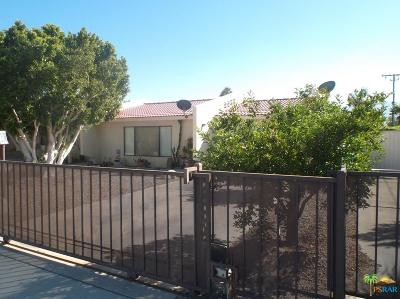 Cathedral City Single Family Home For Sale: 67505 Quijo Road