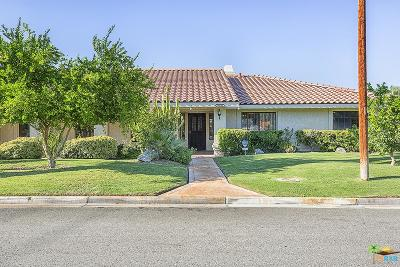 Cathedral City Single Family Home For Sale: 68132 Valley Vista Drive