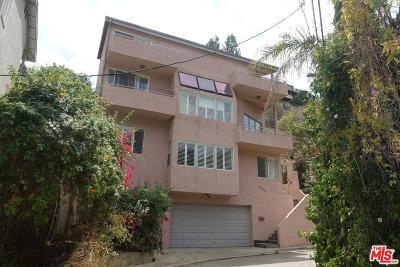 Los Angeles Single Family Home For Sale: 6358 La Rocha Drive