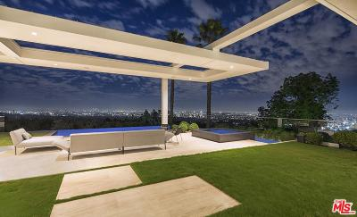 Los Angeles Single Family Home For Sale: 900 Stradella Road