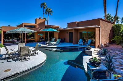 Palm Springs CA Single Family Home For Sale: $929,900