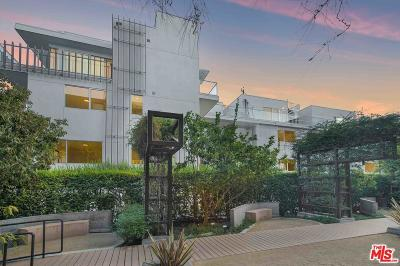 West Hollywood Condo/Townhouse For Sale: 1345 Havenhurst Drive #15