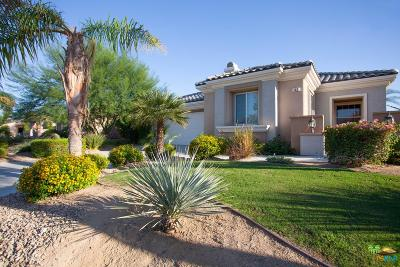 Rancho Mirage Single Family Home For Sale: 43 Vista Mirage Way