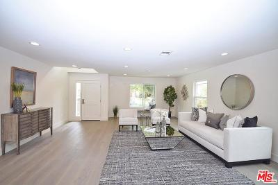 Los Angeles Single Family Home For Sale: 541 North Lucerne