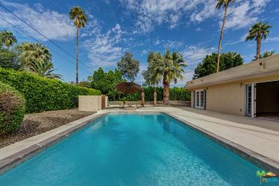 Palm Springs Single Family Home For Sale: 689 South El Cielo Road