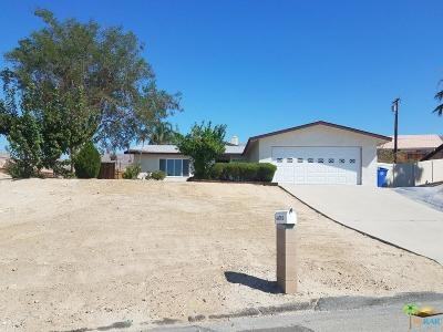 Desert Hot Springs Single Family Home For Sale: 66700 12th Street