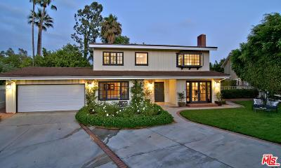 Los Angeles Single Family Home For Sale: 2100 Eric Drive