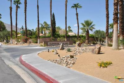 Palm Springs Condo/Townhouse For Sale: 1401 North Sunflower Circle