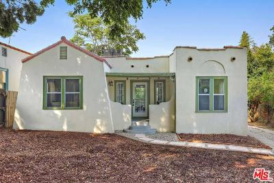 Los Angeles Single Family Home For Sale: 1363 Montecito Circle