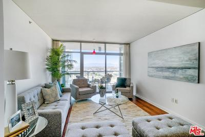 Marina Del Rey Condo/Townhouse For Sale: 13650 Marina Pointe Drive #1406