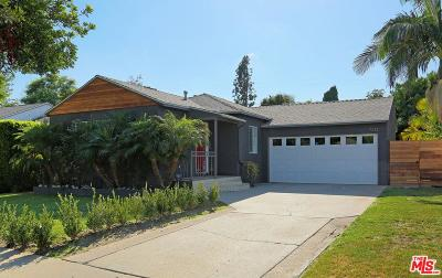 Culver City Single Family Home For Sale: 11213 Ryandale Drive