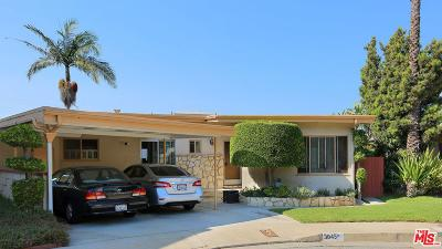 Culver City Single Family Home For Sale: 3845 Leeview Court