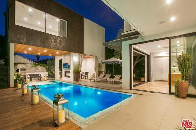 Los Angeles County Rental For Rent: 843 North Curson Avenue