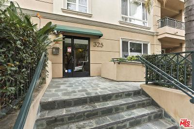 Los Angeles Condo/Townhouse For Sale: 325 Arnaz Drive #303
