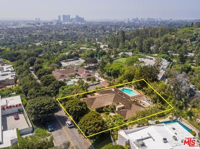 Beverly Hills CA Single Family Home For Sale: $12,000,000