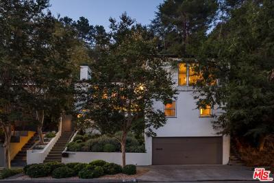 Studio City Single Family Home For Sale: 12258 Laurel Terrace Drive