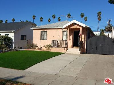 Los Angeles Single Family Home For Sale: 3853 Revere Avenue
