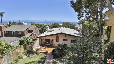 Malibu CA Single Family Home For Sale: $2,485,000