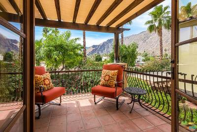 Palm Springs CA Single Family Home For Sale: $997,000
