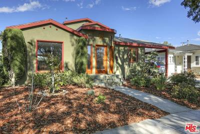 Culver City Single Family Home For Sale: 4222 Mentone Avenue