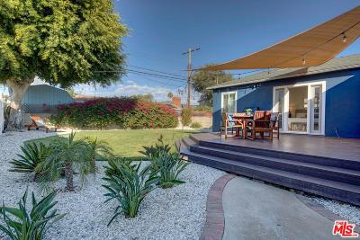 Los Angeles Single Family Home For Sale: 5445 West 77th Street
