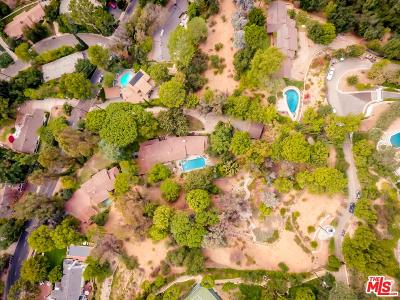 Los Angeles Single Family Home For Sale: 2854 Roscomare Road