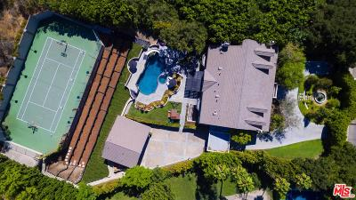 Encino Single Family Home For Sale: 4322 Hayvenhurst Avenue