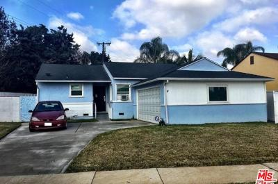 Downey Single Family Home For Sale: 9485 True Avenue