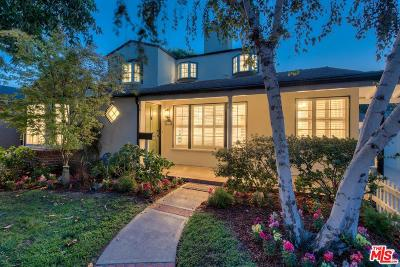 Studio City Single Family Home For Sale: 4535 Wortser Avenue